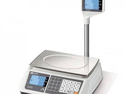 Trgovačka vaga ELICOM S200B sa izračunavanjem cena
